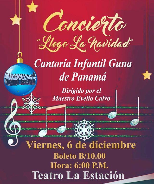Photo of Concierto «Llego la Navidad» en Teatro la Estación