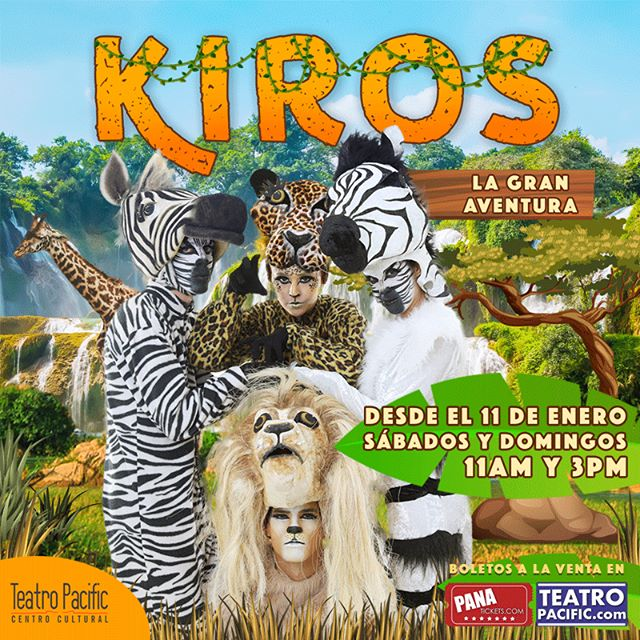 Photo of Teatro Pacific estrena para el 2020 'Kiros' la Gran Aventura