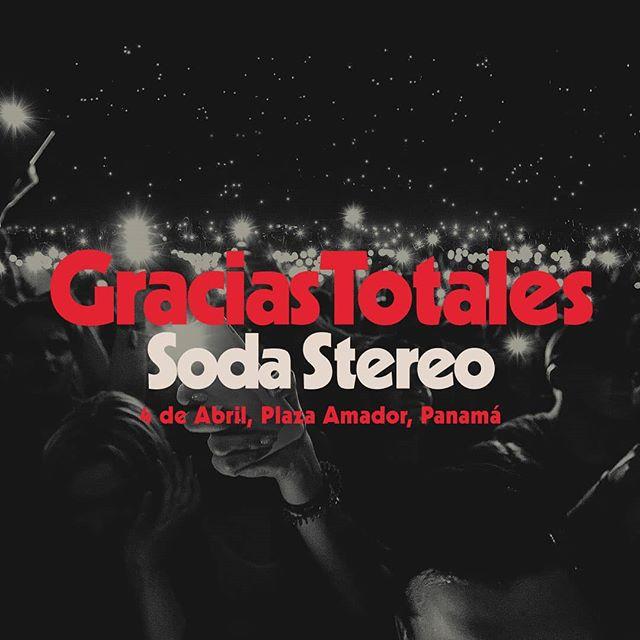 Photo of Soda Stereo estará en concierto en Panamá el próximo 04 de abril del 2020