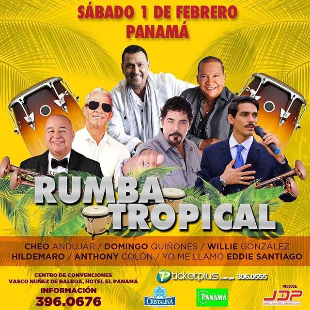 Photo of Se viene la 'Rumba Tropical' en el Hotel el Panamá