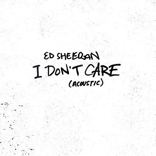 Photo of Ed Sheeran presenta la versión acústica de «I Don't Care»
