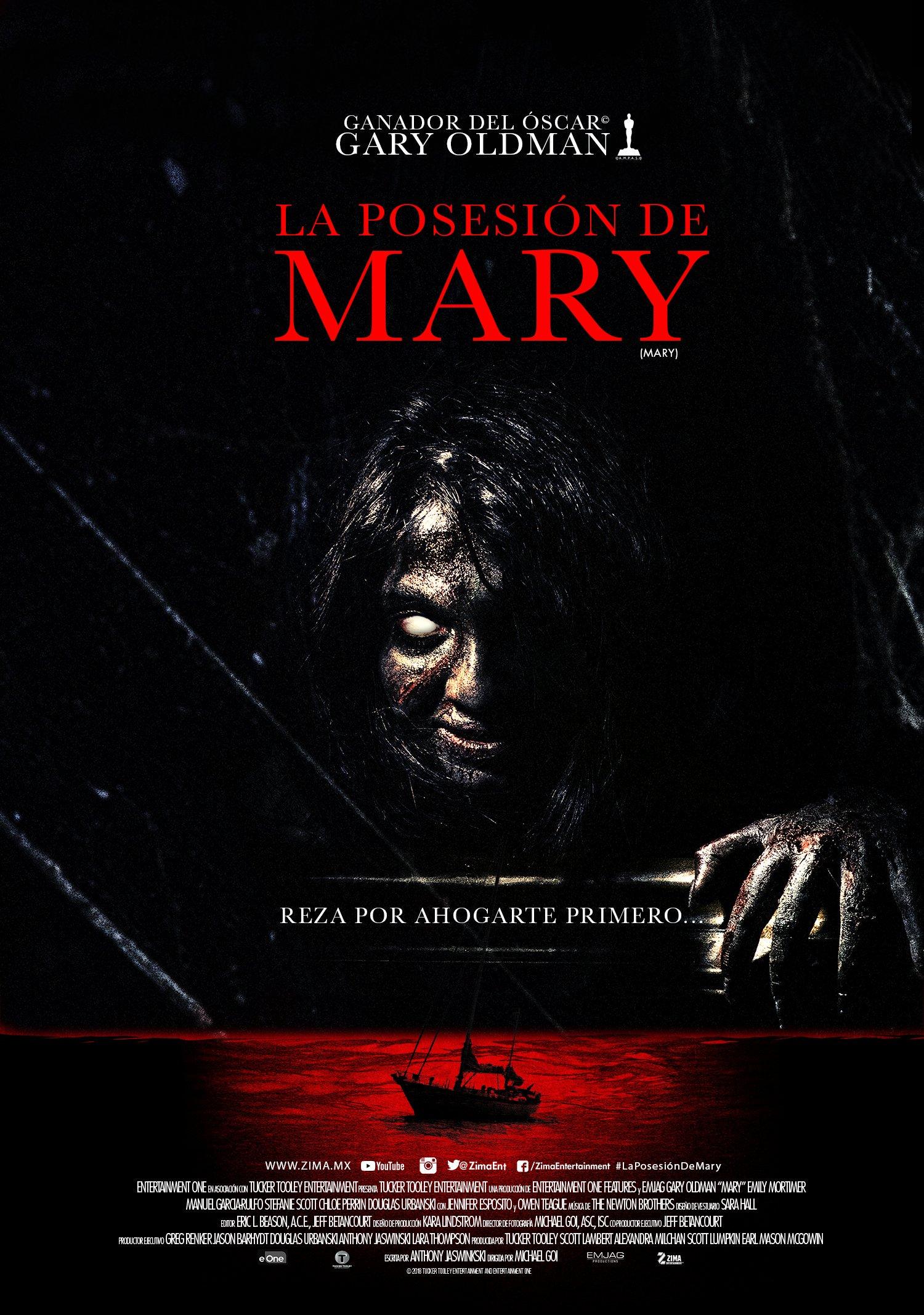 Photo of Estreno en cine «La Posesión de Mary»