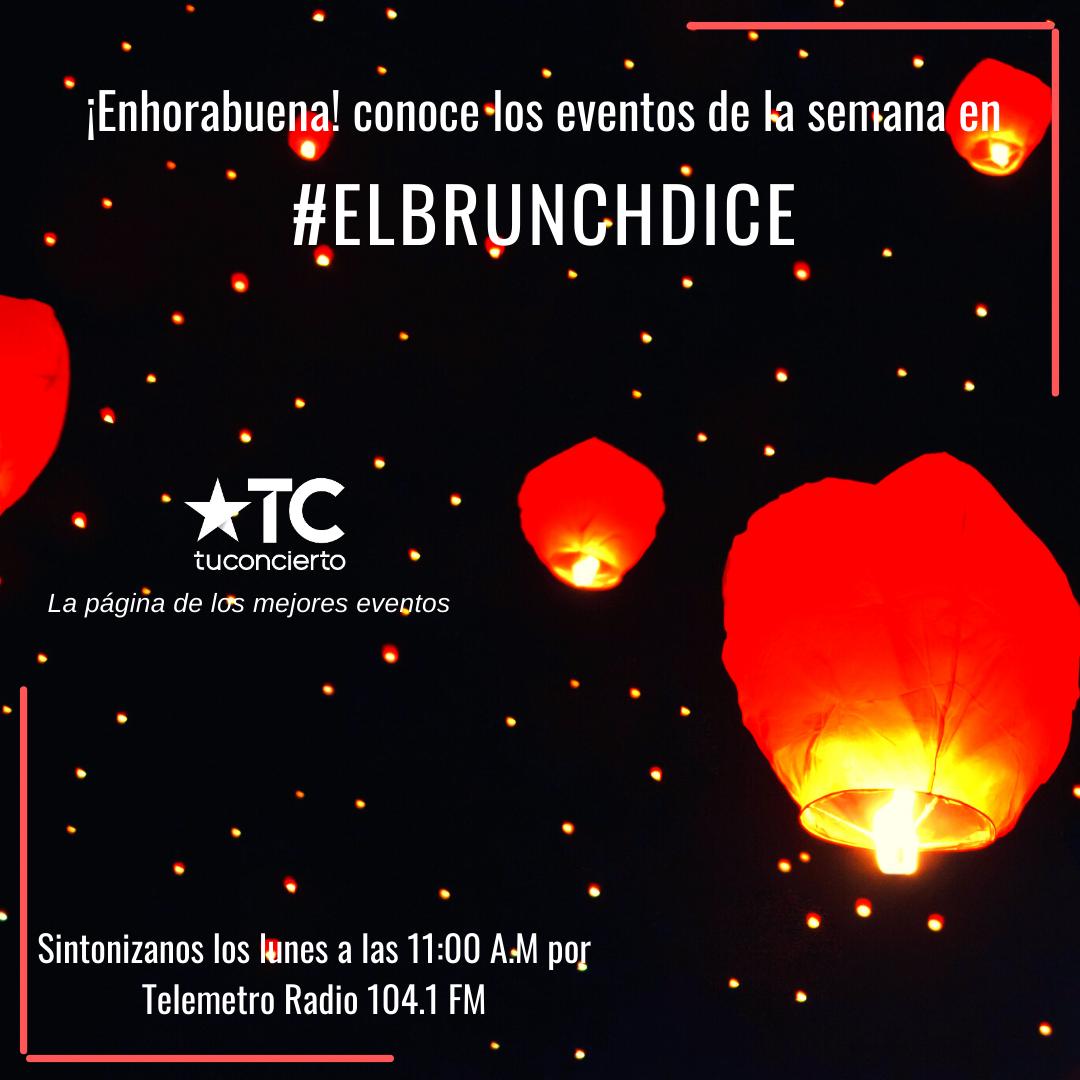 Photo of 'El BrunchDice' te trae los eventos de este fin de año e inicio del 2020