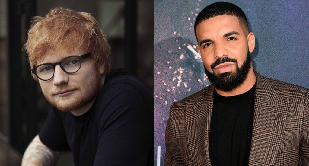 Photo of Drake y Ed Sheeran lideran lista de artistas más escuchados en Spotify
