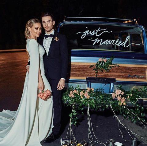 Photo of Hilary Duff se casa por sorpresa este fin de semana con Matthew Koma