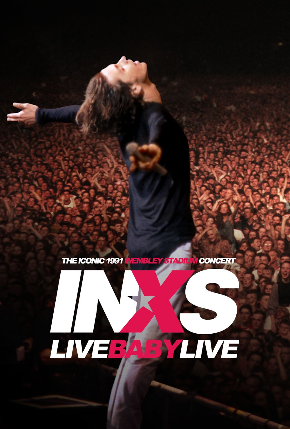 Photo of Pre venta en cines de 'Inxs: Live Baby Live At Wembley Stadium'