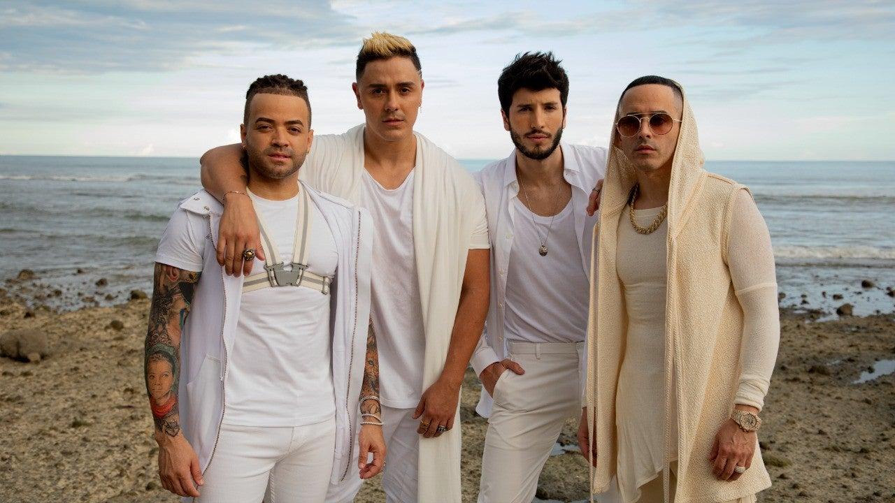 Photo of Nacho se une a Yandel, Joey Montana y Sebastián Yatra para su nuevo tema 'Ya No Más'