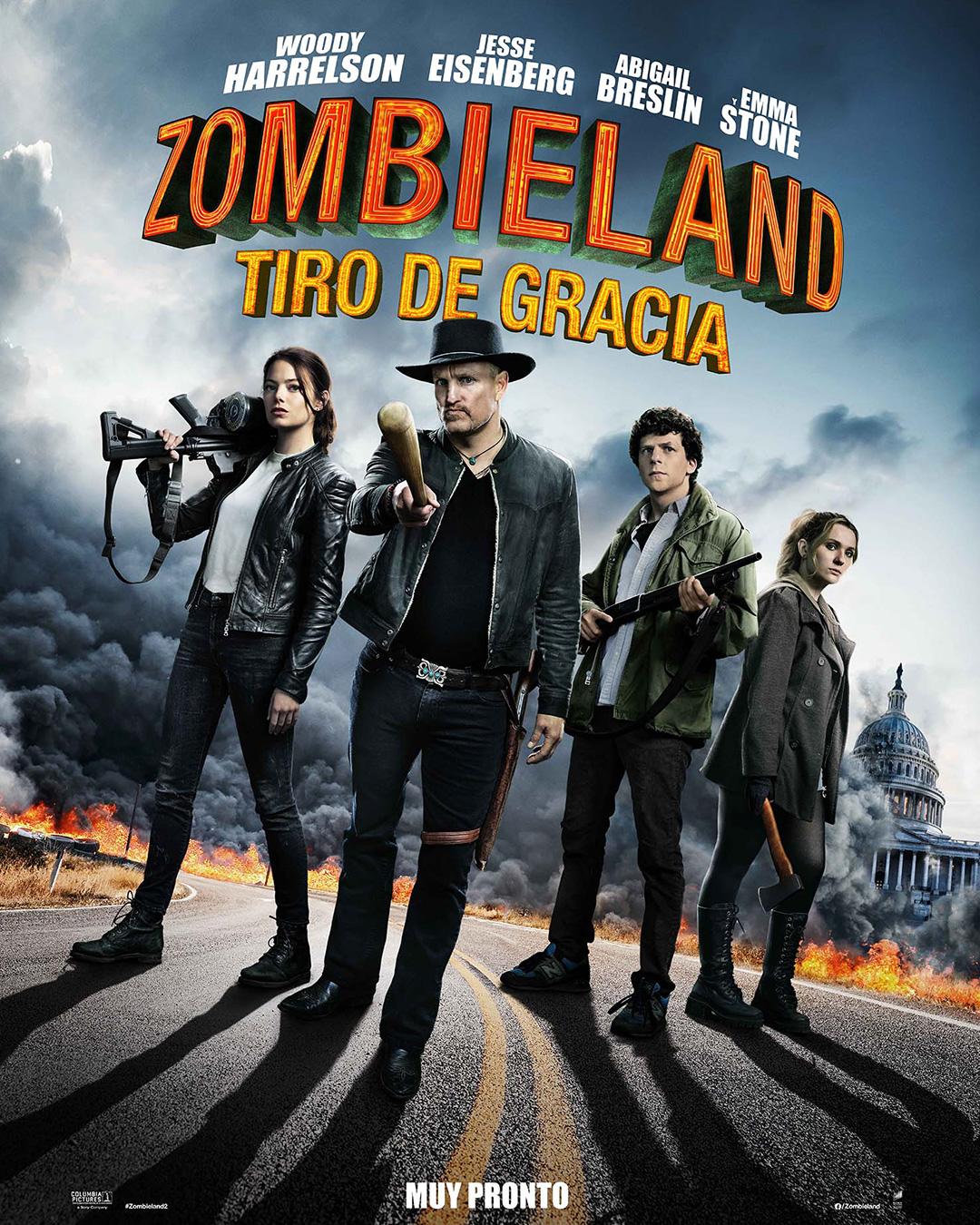 Photo of Estreno en los cines de Panamá «Zombieland 2: Tiro de Gracia»