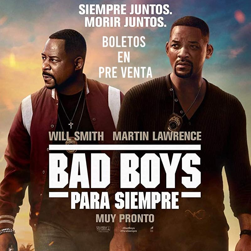 Photo of ¡Atención! ya está disponible la pre venta para 'Bad Boys para siempre'