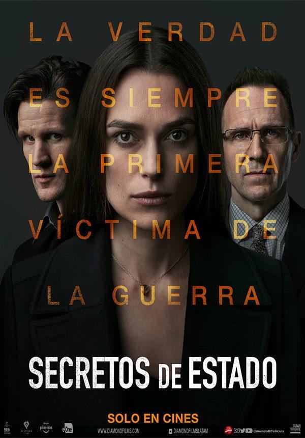 Photo of Estreno en cines de 'Secretos de Estado'