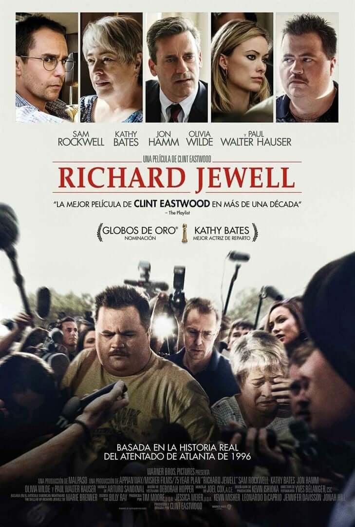 Photo of Disponible en todas las de cines 'El caso de Richard Jewell'
