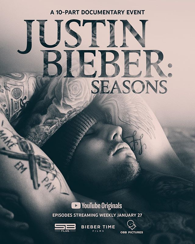 "Photo of Se estrena trailer de ""Justin Bieber: Season"" el nuevo documental  del cantante para Youtube"