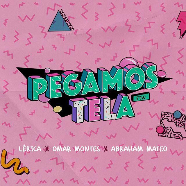 Photo of 'Pegamos tela', es lo nuevo de Leric, Omar Montes y Abraham Mateo