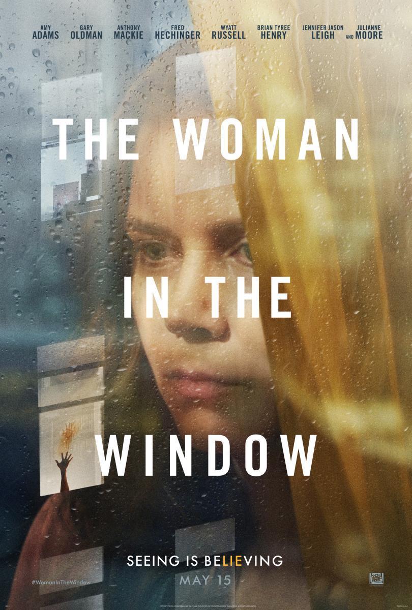 Photo of 20th Century Fox estrena el primer trailer de 'La Mujer en la Ventana'