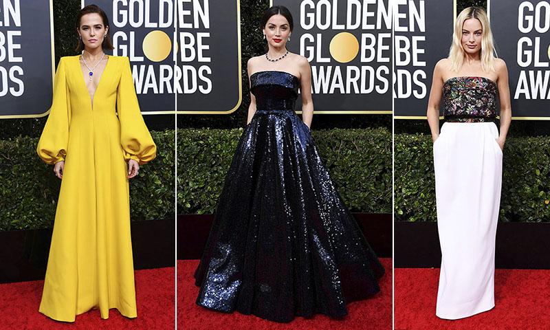 Photo of Estos son los ganadores de los Golden Globes 2020