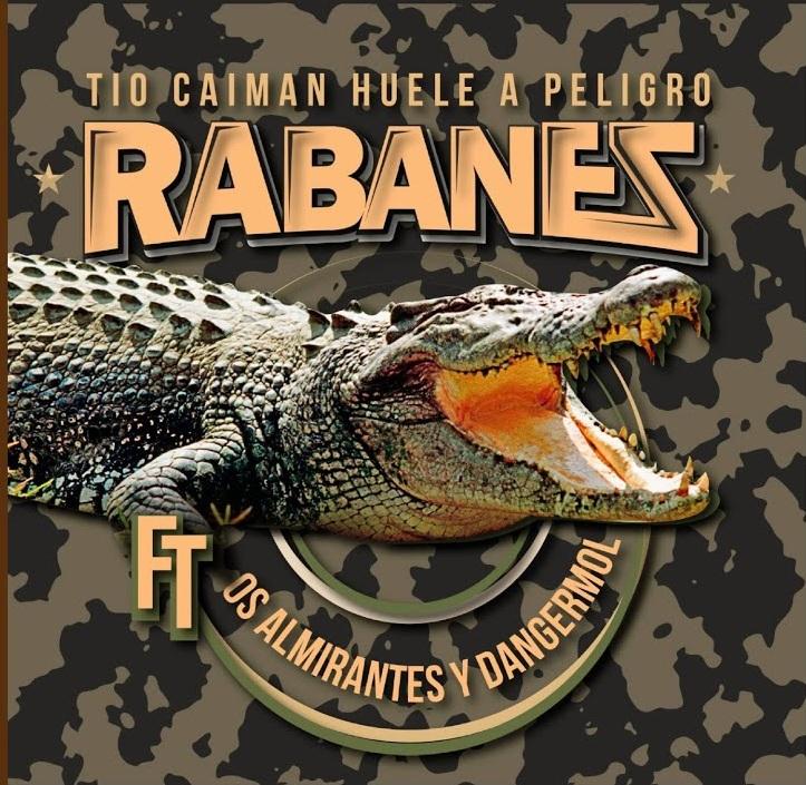 Photo of «Tío Caimán Huele a Peligro» de los Rabanes junto a Os Almirante y Dangermol