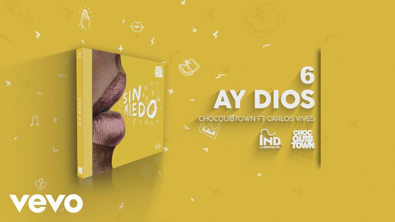 """Photo of El vídeo oficial de """"Ay Dios"""" de Chocquibtown junto a Carlos Vives ya está disponible en las plataformas digitales"""