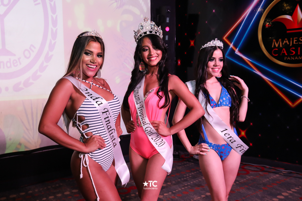Photo of ¡Gran Final! de Panamá Tropical Girl 2020