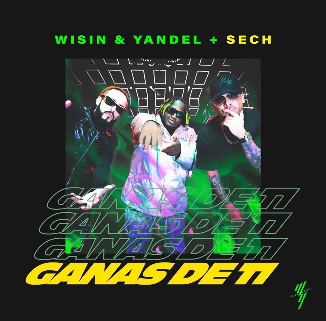 Photo of «Ganas De Ti»es lo nuevo de Wisin y Yandel junto a Sech