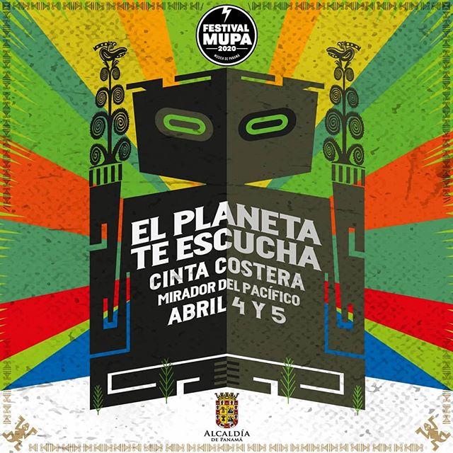 Photo of La Alcaldía de Panamá presenta: Festival Mupa 2020 «El planeta te escucha»