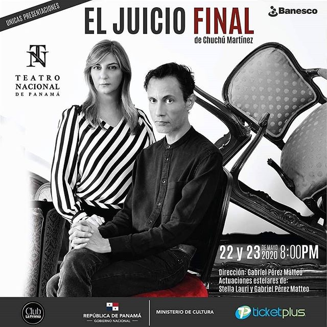 Photo of Teatro nacional presenta «El Juicio Final»