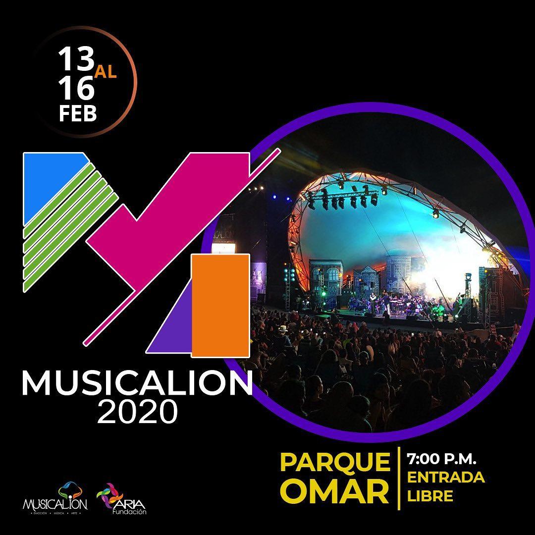 Photo of La fiesta del 'Musicalion 2020' se celebrara del 13 al 16 de febrero