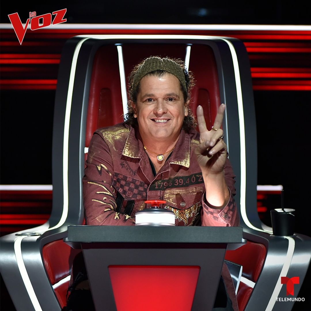 "Photo of Carlos Vives vuelve en ""La Voz US 2"""
