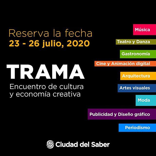 Photo of Panamá presenta «TRAMA 2020» del 23 al 26 de julio