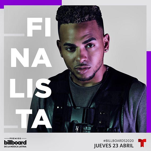 Photo of Conoce la lista de los finalistas de los Premios Billboard de la Música Latina 2020