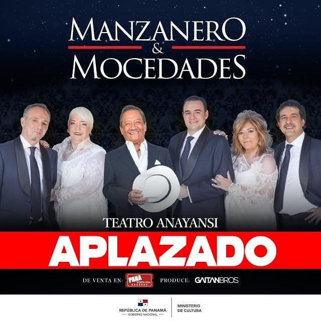 Photo of El concierto de Armando manzanero en Panamá se mueve de fecha
