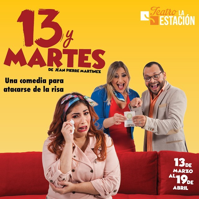 Photo of Se estrena «13 y martes» en Teatro la Estación