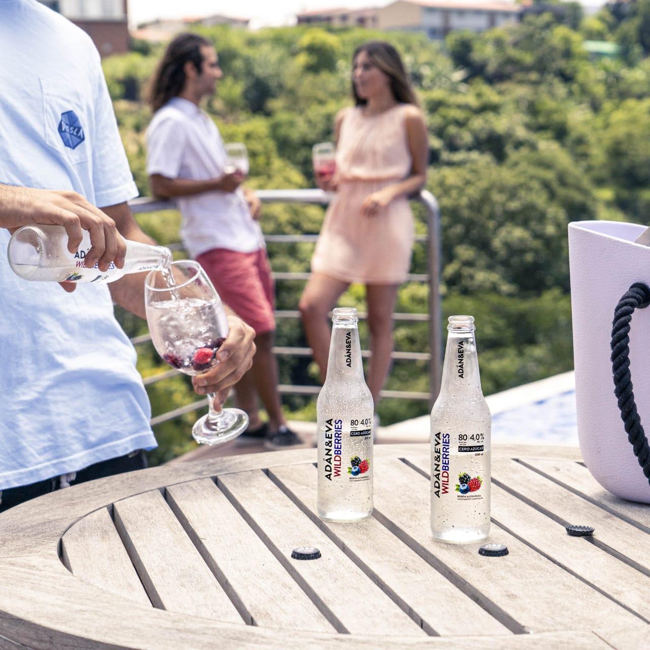 Photo of Adán & Eva: innovación detrás de una bebida alcohólica cero azúcar