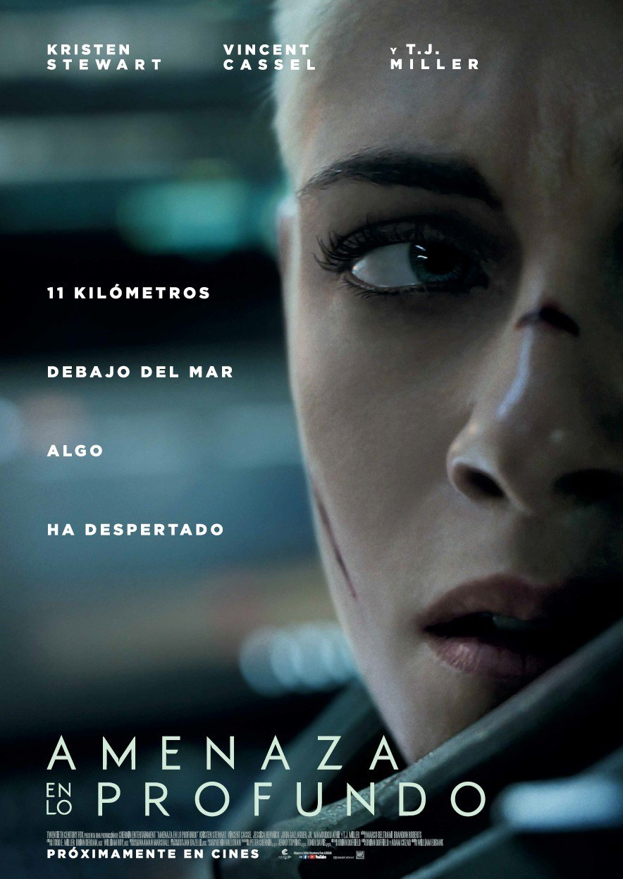 "Photo of Estreno en cines de ""Amenaza en lo Profundo»"