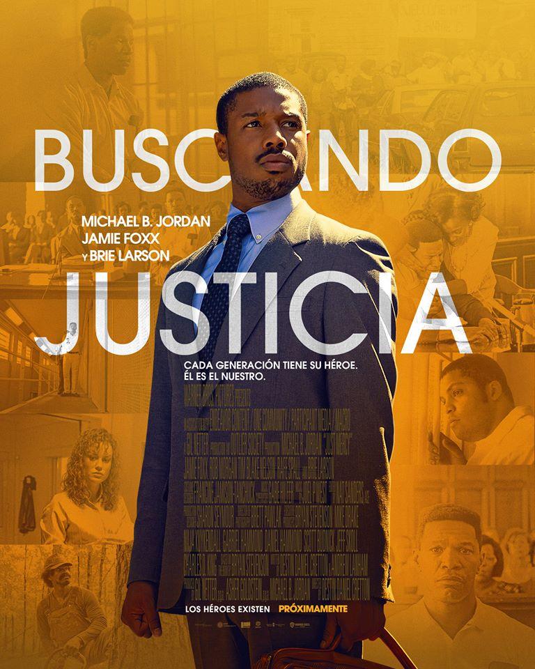 """Photo of """"Buscando Justicia"""" se estrena este 27 de febrero en las salas de cines de Panamá"""