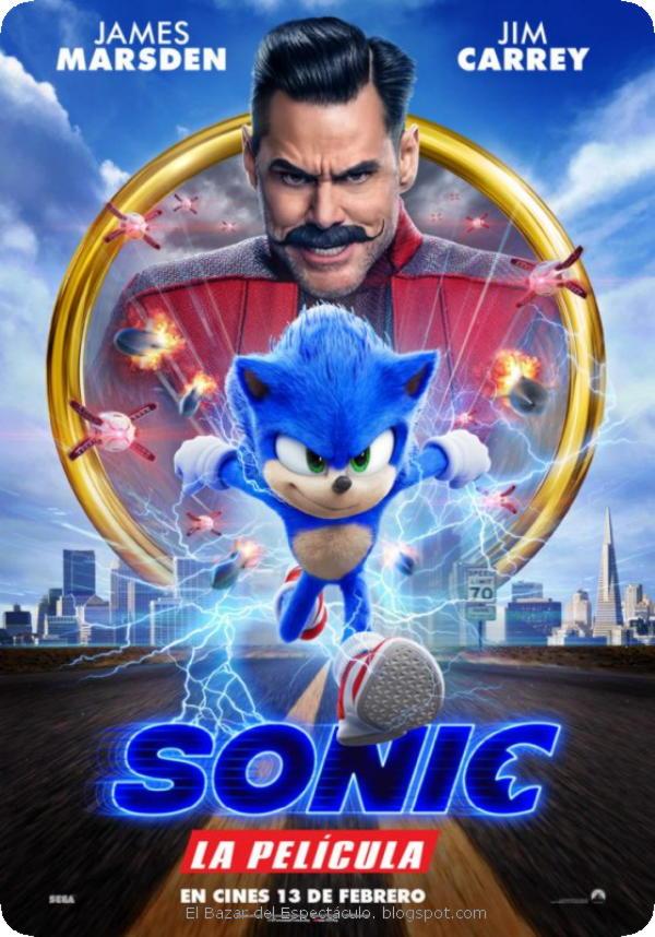 """Photo of """"Sonic: La Película"""" se estrena en los cines de Panamá"""