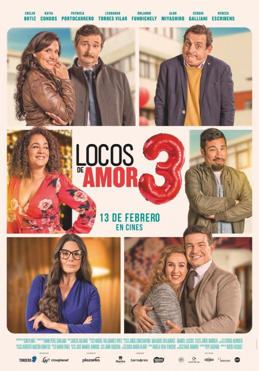 "Photo of ""Locos de Amor 3"" Disponible en los cines de Panamá"