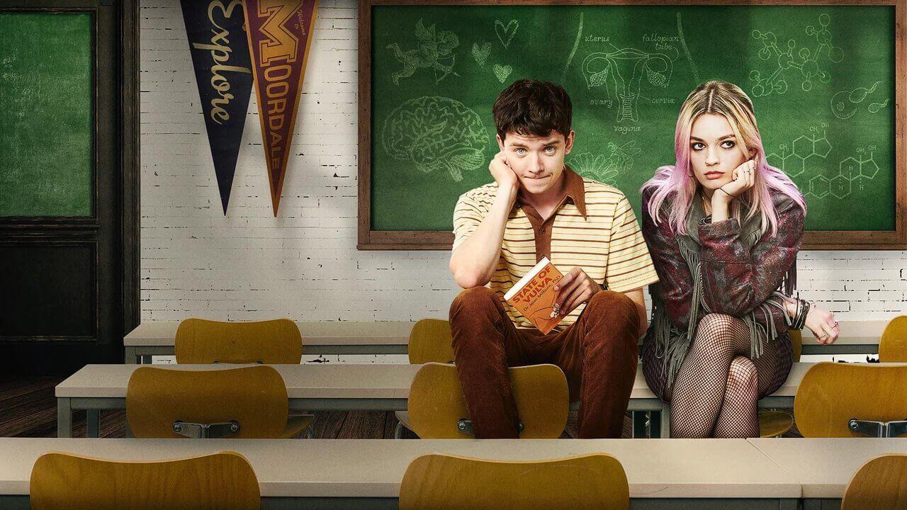 """Photo of Netflix anuncio la temporada 3 de """"Sex Education"""""""