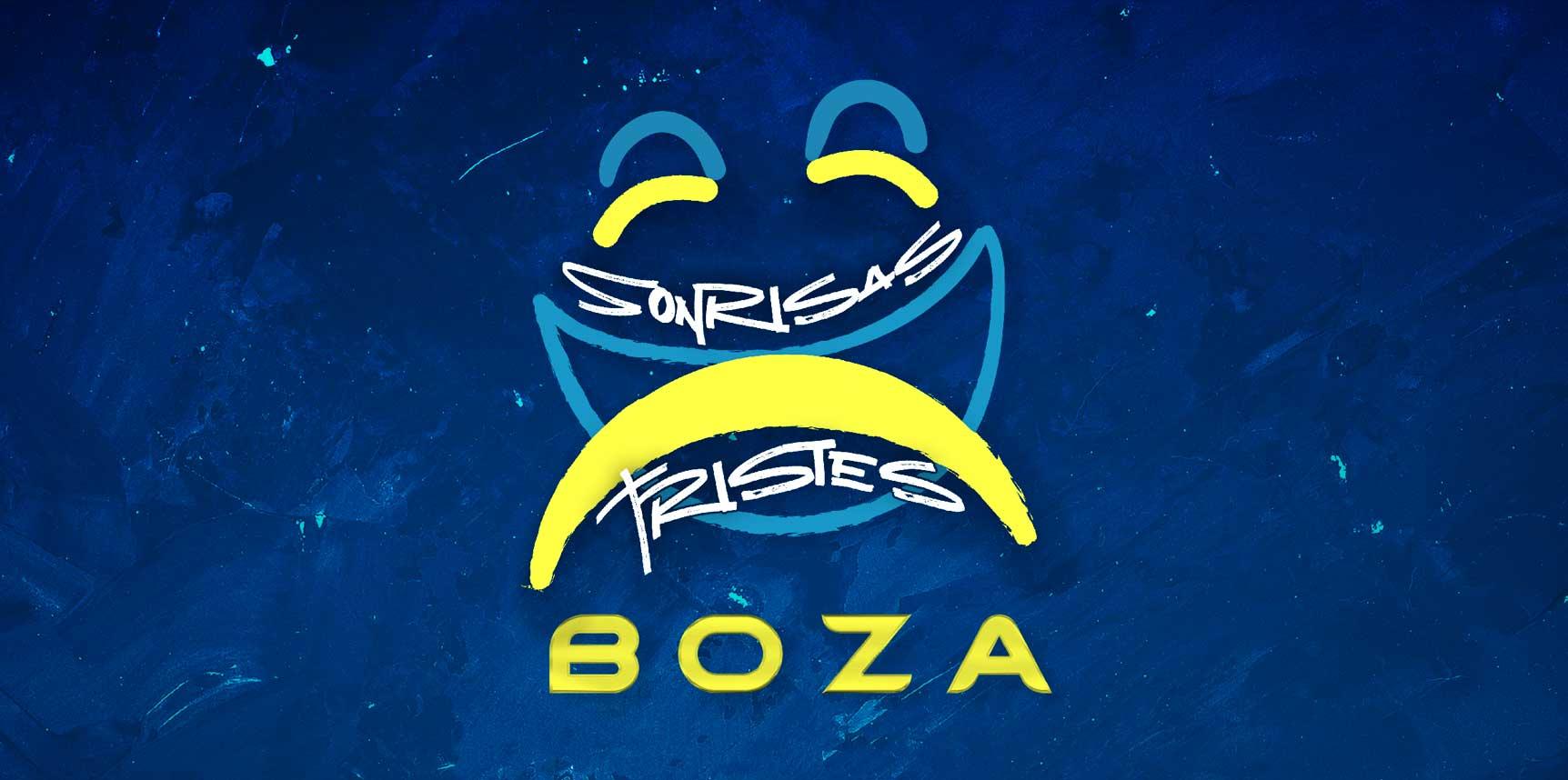 """Photo of Boza lanzo """"Sonrisas Tristes"""""""