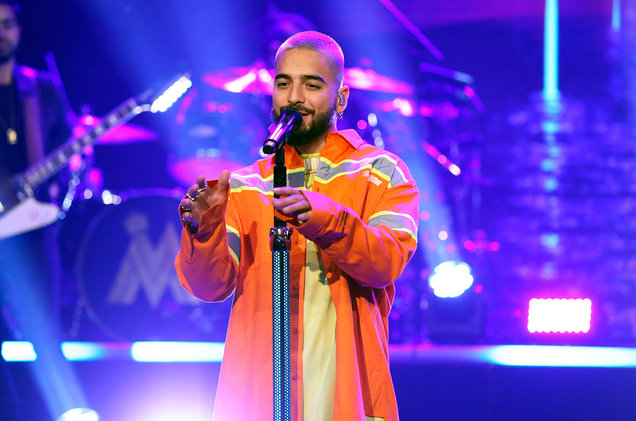 Photo of Maluma se convierte en el primer artista de música latina en actuar en el Coca Cola Arena de Dubai
