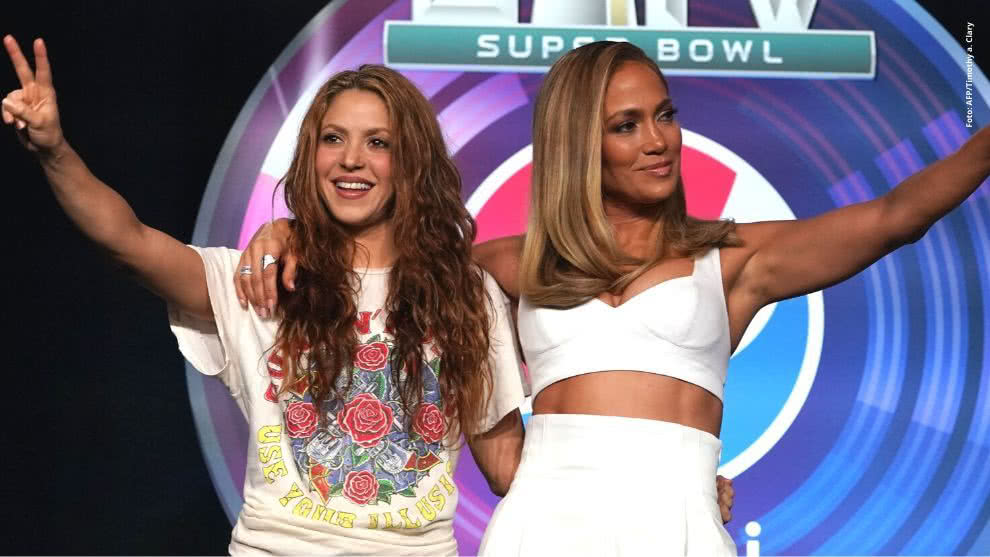 Photo of Shakira y JLO harán historia en el Super Bowl LIV