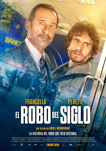 Photo of Se estrenó trailer oficial de «El Robo del Siglo»