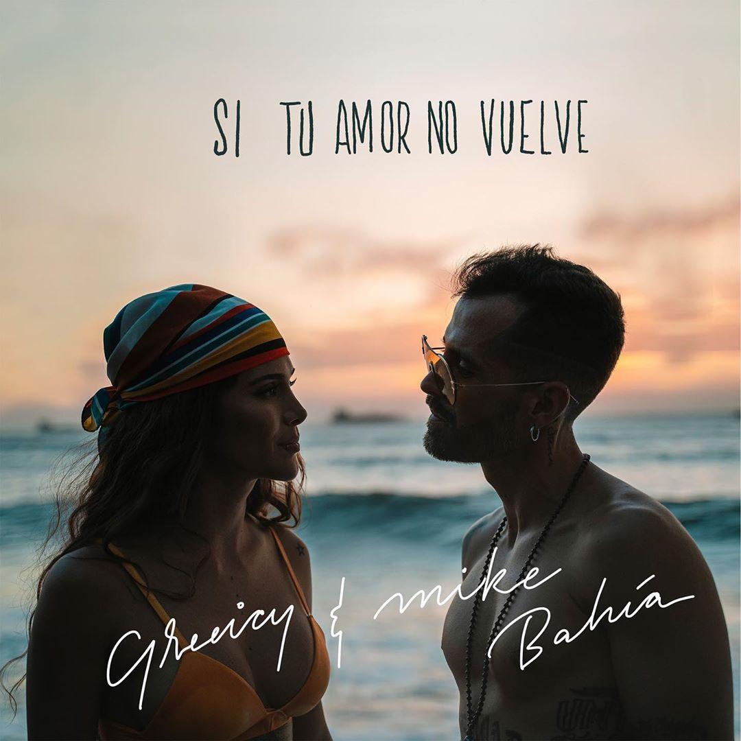 """Photo of """"Si tu amor no vuelve"""" lo nuevo de Greeicy y Mike Bahia"""