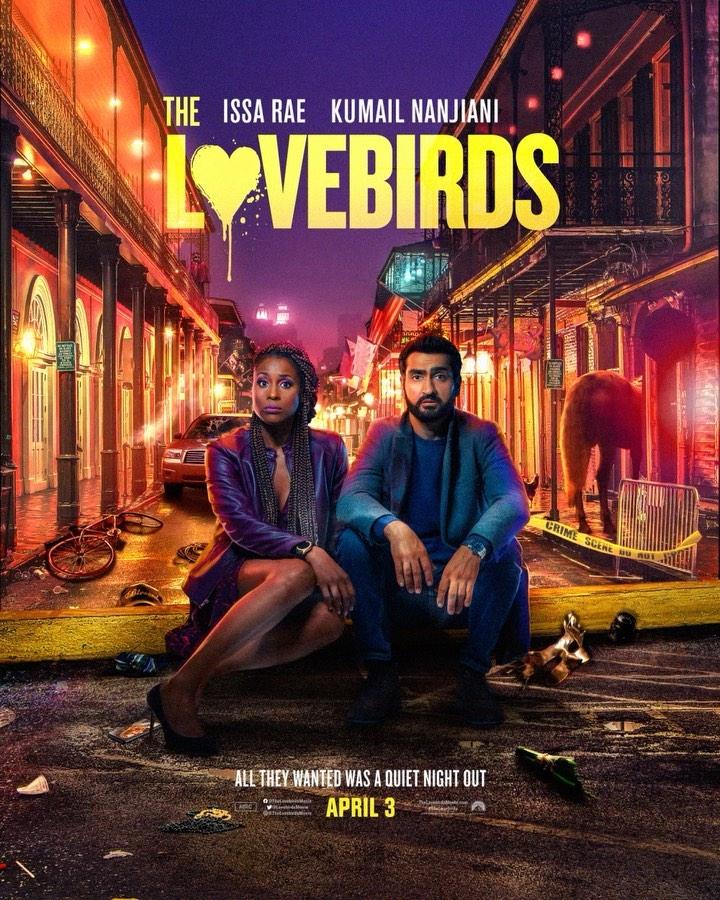 Photo of «The Lovebirds» se saltará la gran pantalla y se estrenará directamente en Netflix