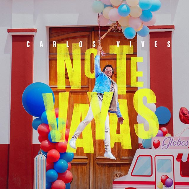 Photo of Carlos Vives estrena «No Te Vayas»