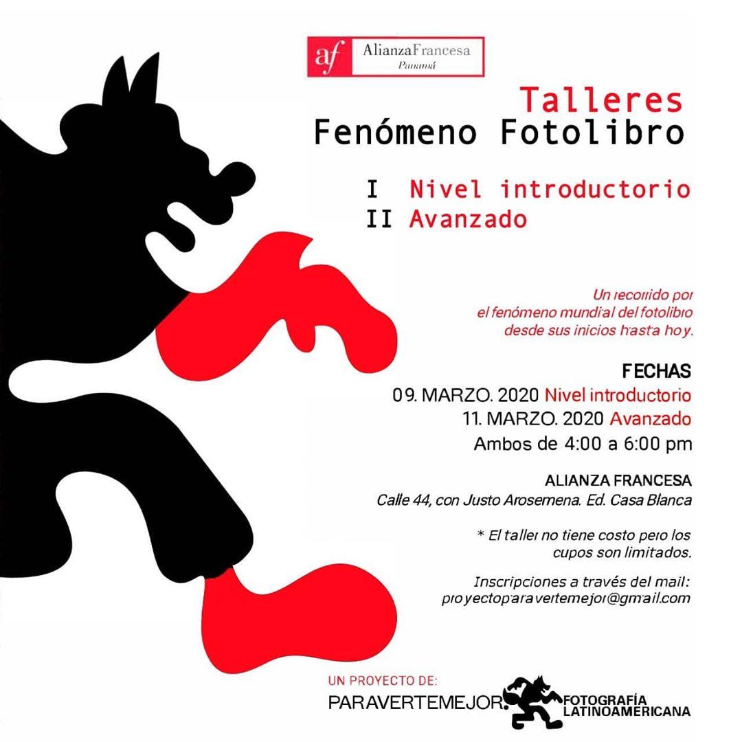 Photo of Alianza Francesa de Panamá impartirá dos talleres sobre el fenómeno del fotolibro