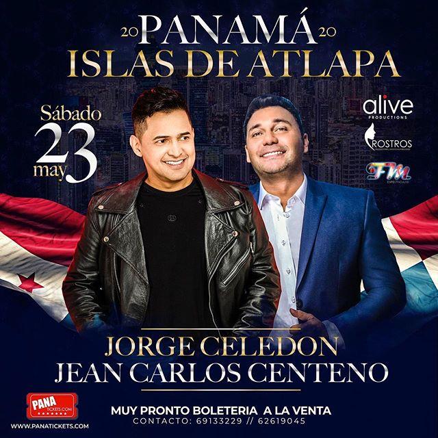 Photo of Concierto de Jorge Celedón y Jean Carlos Centeno en Panamá