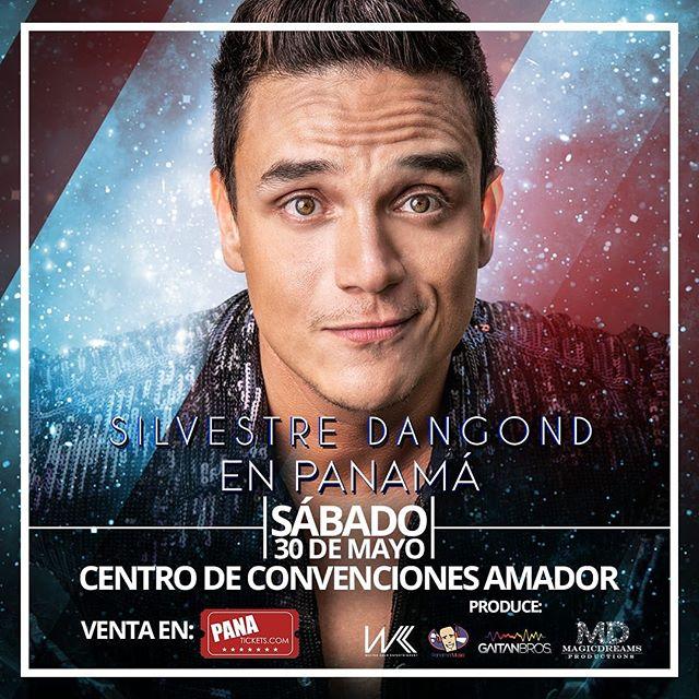 Photo of Concierto de Silvestre Dangond en Panamá el 30 de mayo