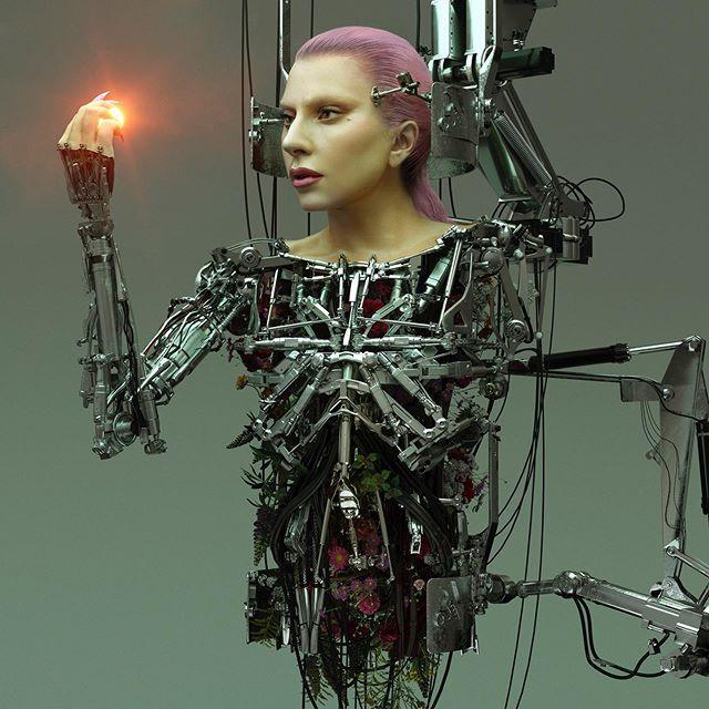 Photo of Lady Gaga Retrasa el lanzamiento de su álbum 'Chromatica'