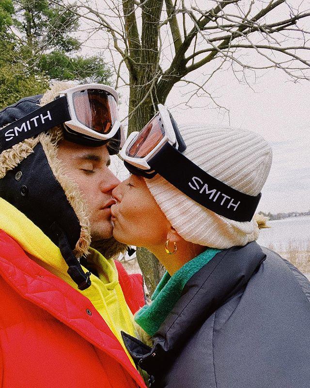 Photo of Justin Bieber y Hailey se unieron a la fiebre de los tiktokers