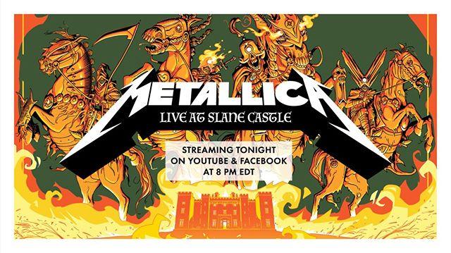 Photo of Metallica ofrecerá conciertos en línea cada lunes